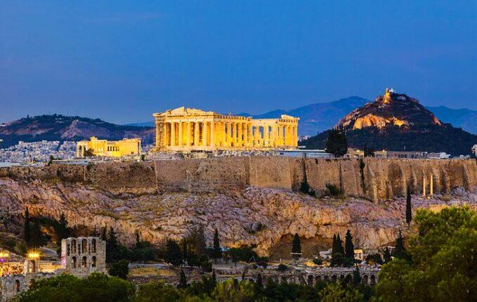 بهترین و مهم ترین شهرهای یونان
