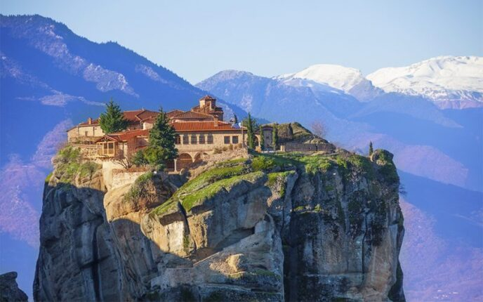 جاذبه های دیدنی و گردشگری یونان