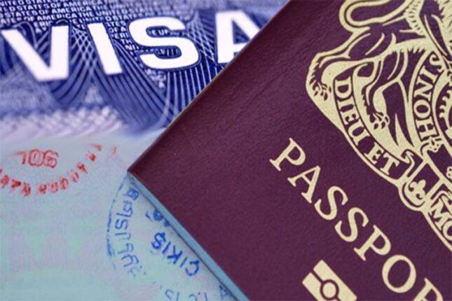 ویزای کاری و تعیین وقت سفارت فرانسه