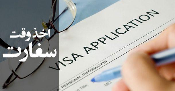 تعیین وقت سفارت هلند برای ویزای توریستی