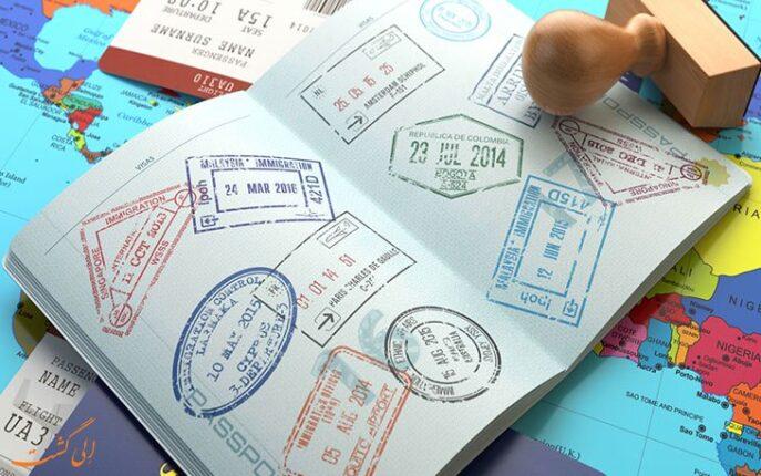 تعيين وقت سفارت براي سفرهاي گردشگري: