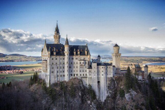 مدارک مورد نیاز جهت اخذ ویزای آلمان